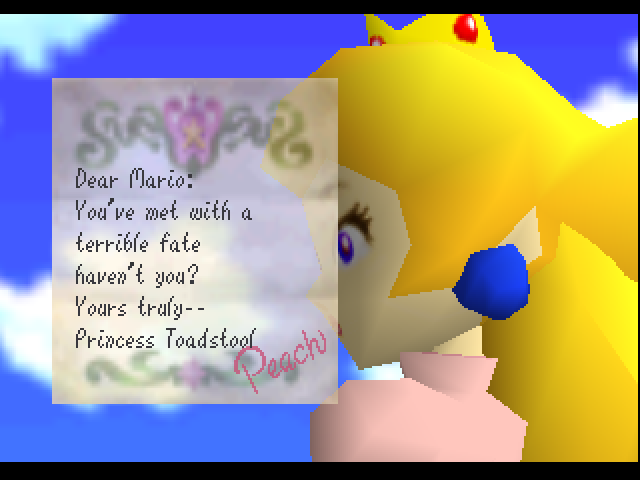 m64-Dear%20Mario%20Youve%20met%20with%20a%20%20terrible%20fate%20%20havent%20you%20Yours%20truly--%20Princess%20Toadstool